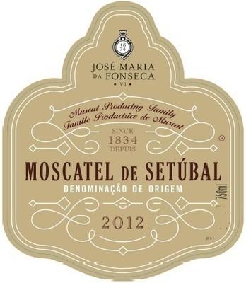 Moscatel De Setubal 2012
