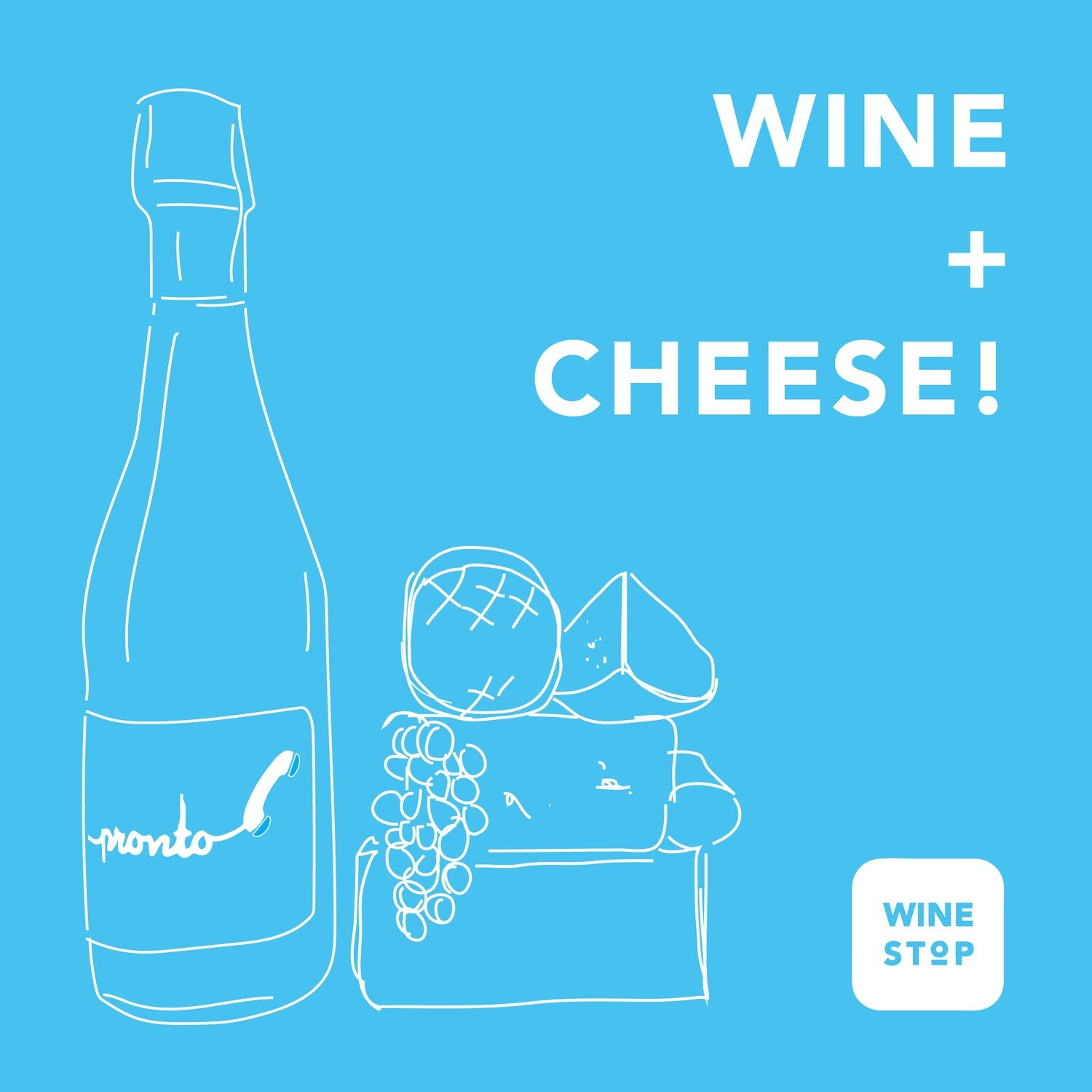 Every Thursday: 'Wine & Cheese'. Reservations For: Thursday, March 19th., 2020