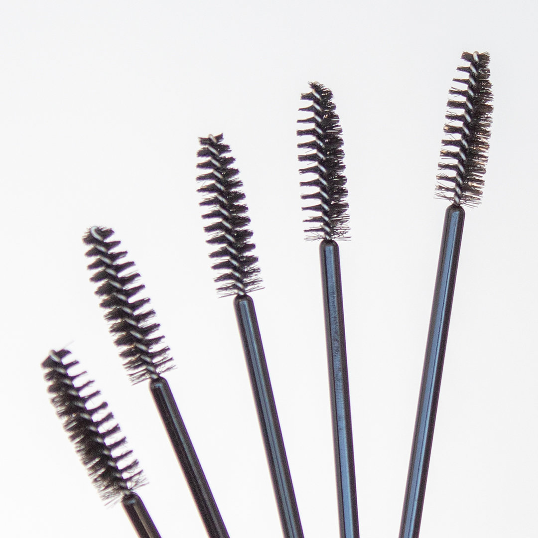 Eyelash Extension Brushes - 50 Pack