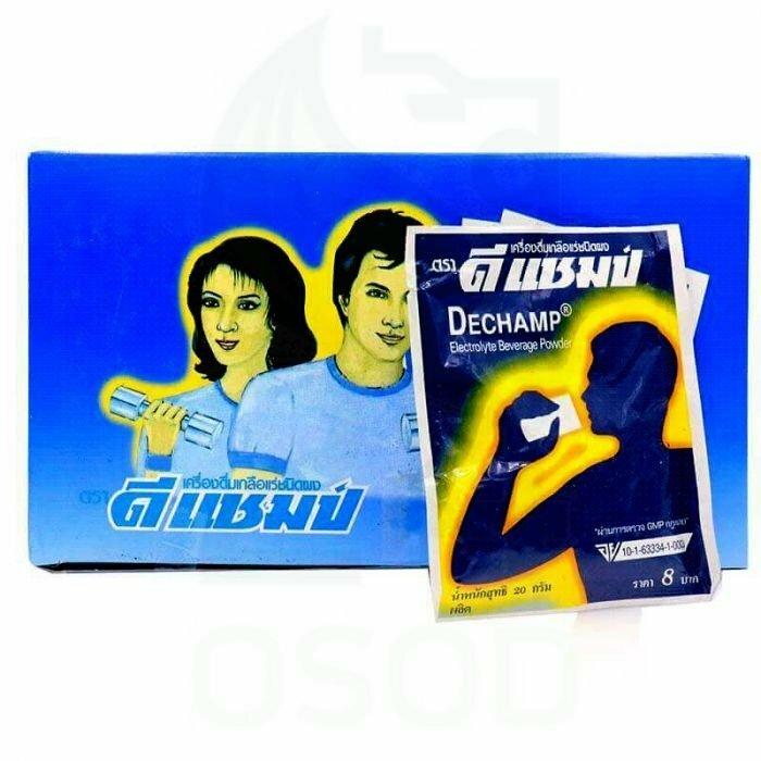 Dechamp 1 Box/50 Packs - Original 8853084007265