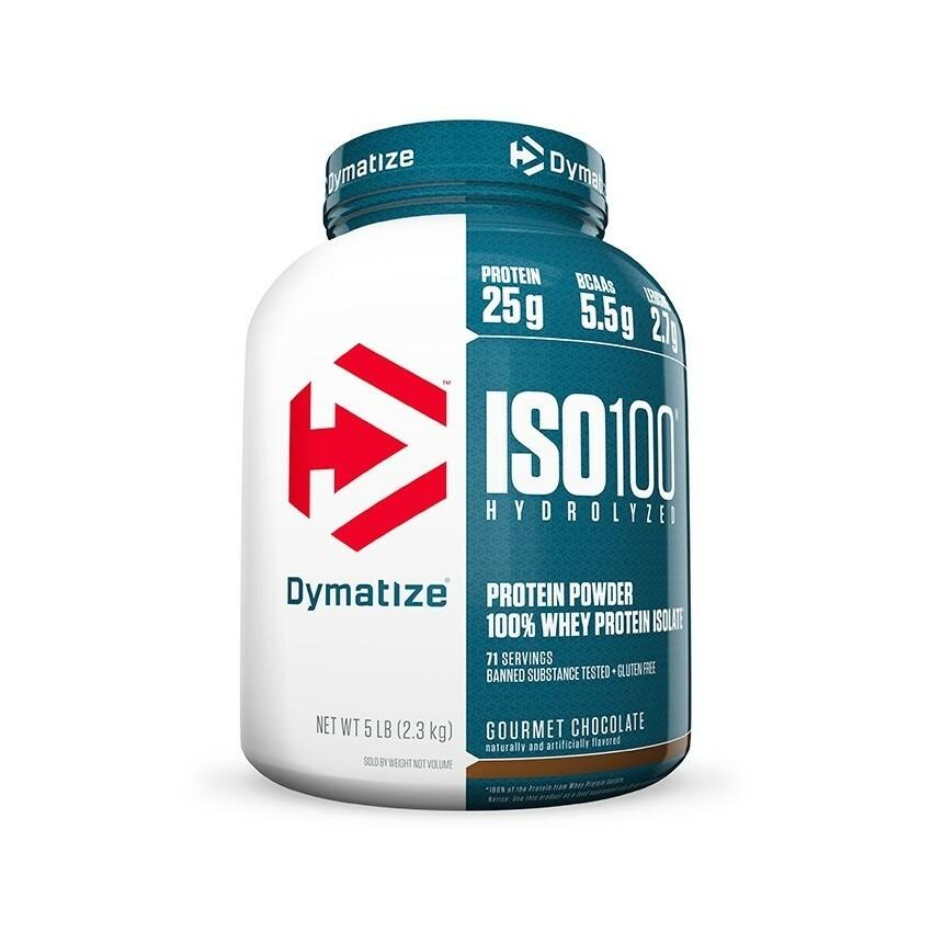 Dymatize ISO 100 - 5 Lbs 705016353187