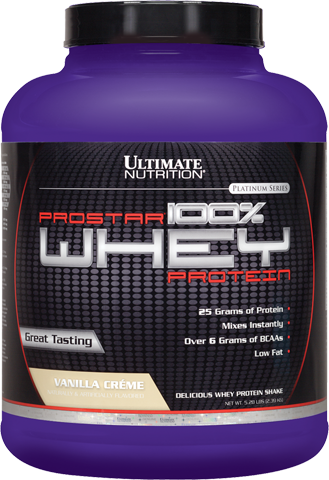 Ultimate Nutrition ProStar Whey 5.28lbs 99071001498(base)