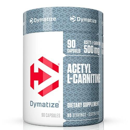 Dymatize Acetyl- Lcarnitine 90 ct. 705016479016