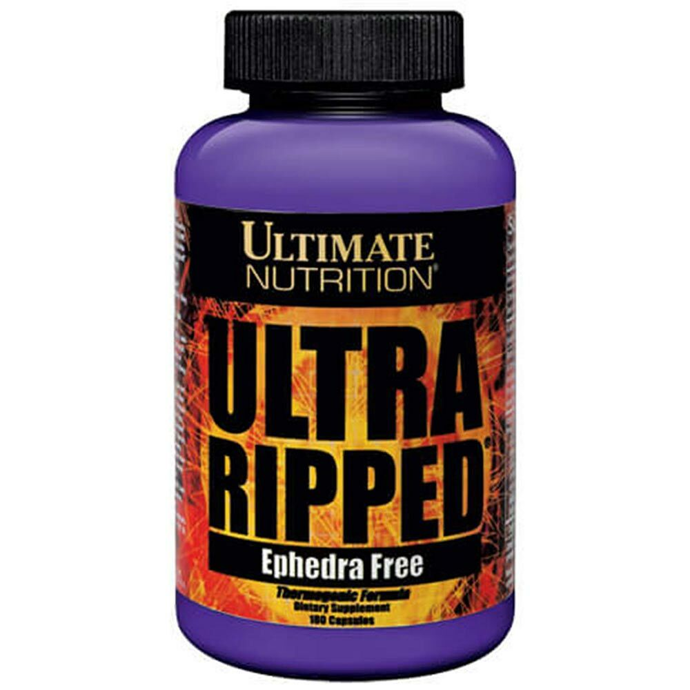 Ultimate Nutrition Ultra Ripped - 90 Capsules 099071005717
