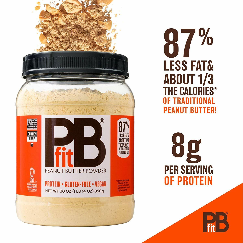 PBfit Peanut Butter Powder 15oz 10137(base)