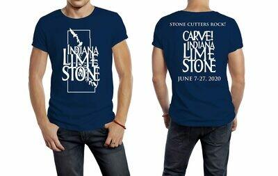 Indiana Limestone Symposium 2020 T-Shirt