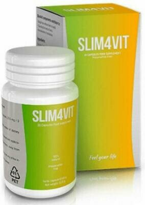 Slim4vit Premium Fat Burner for Women
