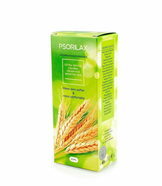 Russian Psorilax, 65 ml - Ultra gentle calming cream for sensitive skin