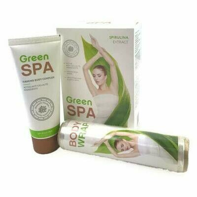 Green Spa firming body complex Anti Cellulite care Cream