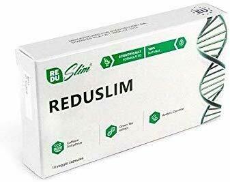 Reduslim 100% Weight Loss Pills That Work Fast & Fat Burn Formula Natural Original