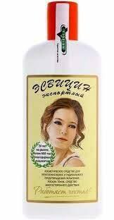 Russian Esvitsin - Hair loss, Alopecia, Hair growth - Natural ingredients - 250ML