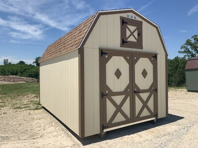 Lofted Barn 10x16 (LINN)