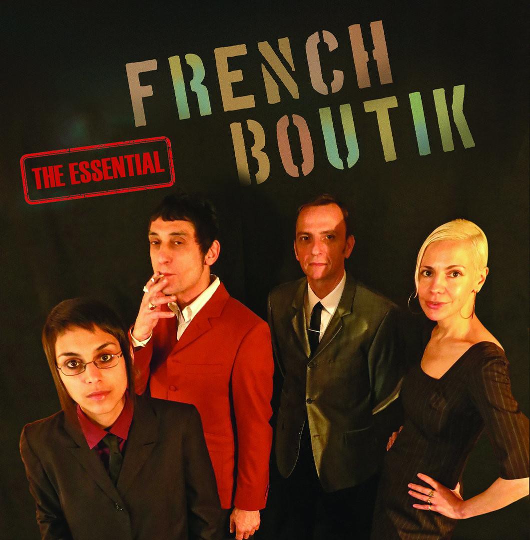 French Boutik - The Essential CD (Detour UK) + Intl Ship