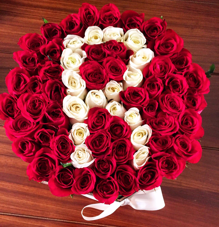 Lettres - Caja de Rosas