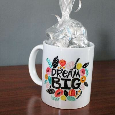 Taza Dream Big