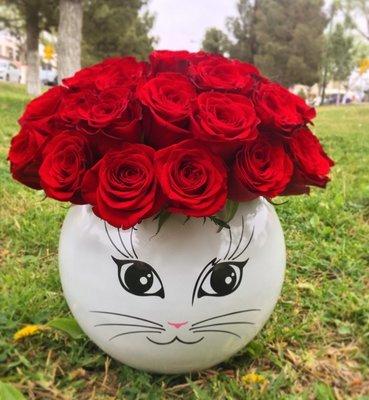 Meow 😻  #emotiflor