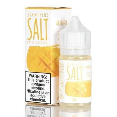 ЖИДКОСТЬ SKWEZED SALT: MANGO 30ML