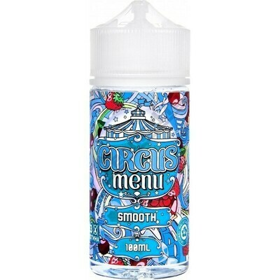 CIRCUS MENU BY COTTON CANDY - SMOOTH 100ML