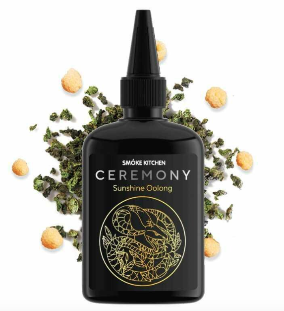 ЖИДКОСТЬ SMOKE KITCHEN CEREMONY: SUNSHINE  OOLONG 100ML