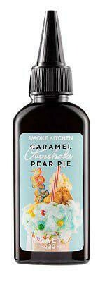 ЖИДКОСТЬ OVERSHAKE SALT BY SMOKE KITCHEN: CARAMEL PEAR PIE 50ML