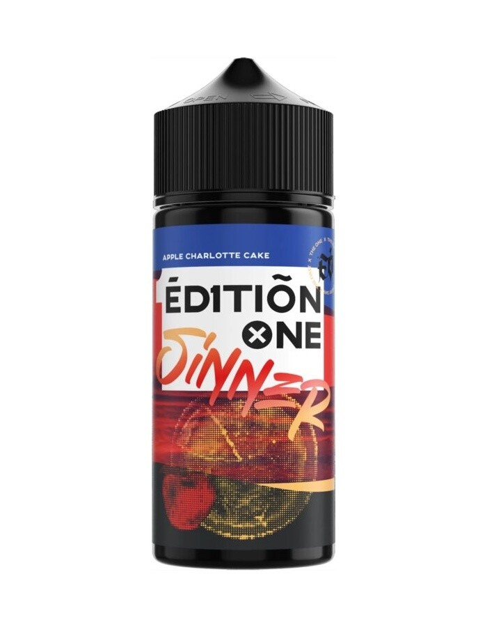 EDITION ONE BY GLITCH SAUCE: SINNER