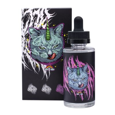 ЖИДКОСТЬ DOCTOR GRIMES: UNICORN 60ML