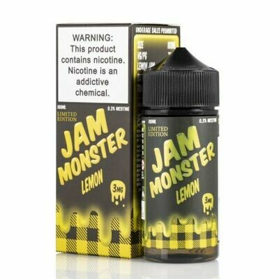 JAM MONSTER: LEMON 100ML