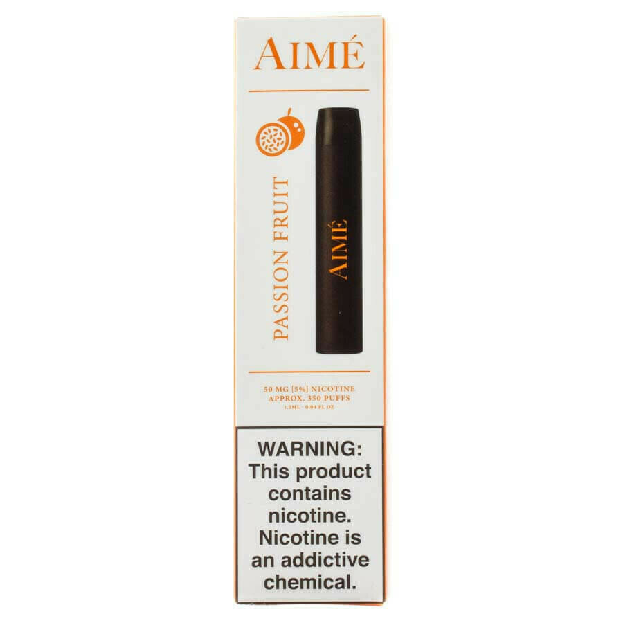 AIME DISPOSABLE POD: PASSION FRUIT