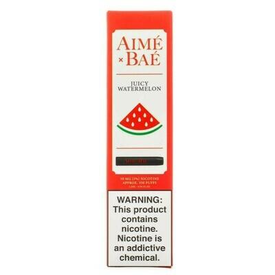 AIME X BAE DISPOSABLE POD: JUICY WATERMELON