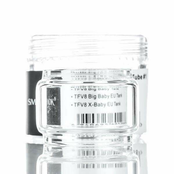 TFV8: BUBBLE GLASS 6ML (СТЕКЛО)
