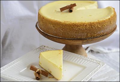 Plain Original Cheesecake