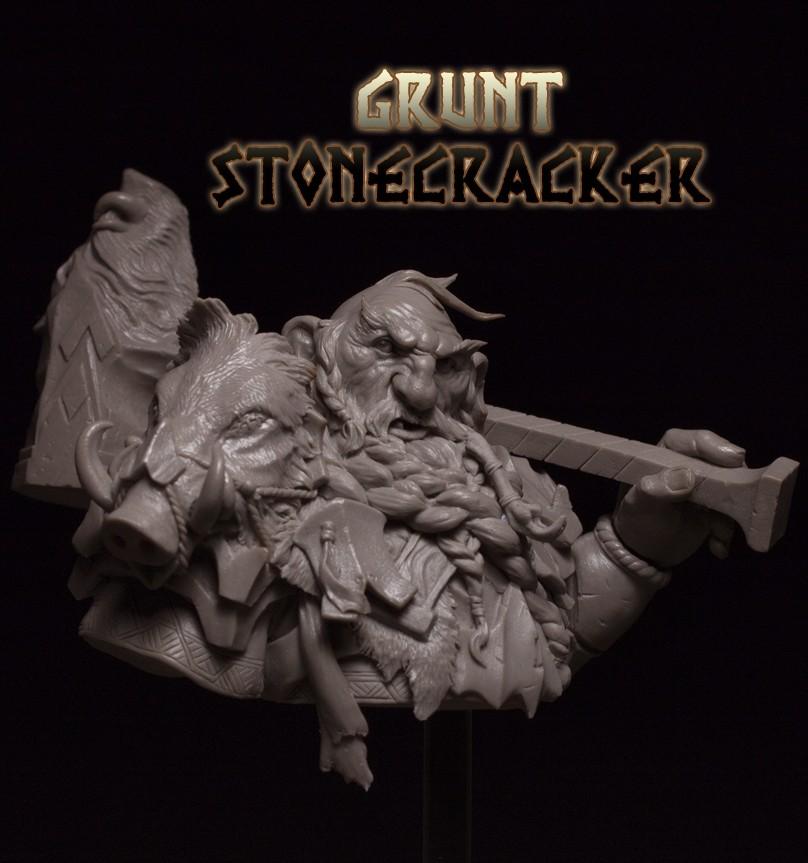 GRUNT STONECRACKER