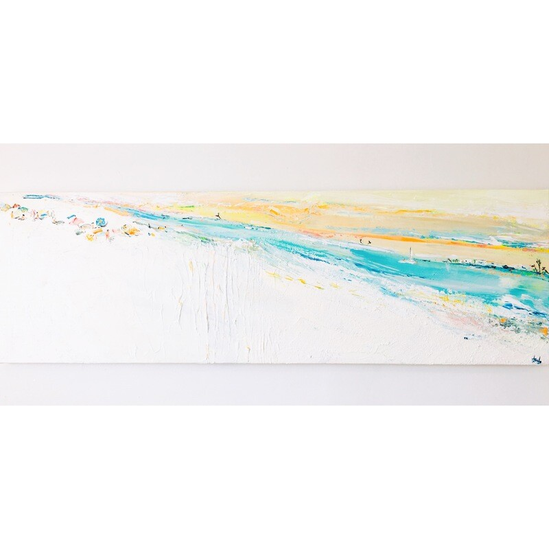 HOLIDAY'S  (15'' x 48'')
