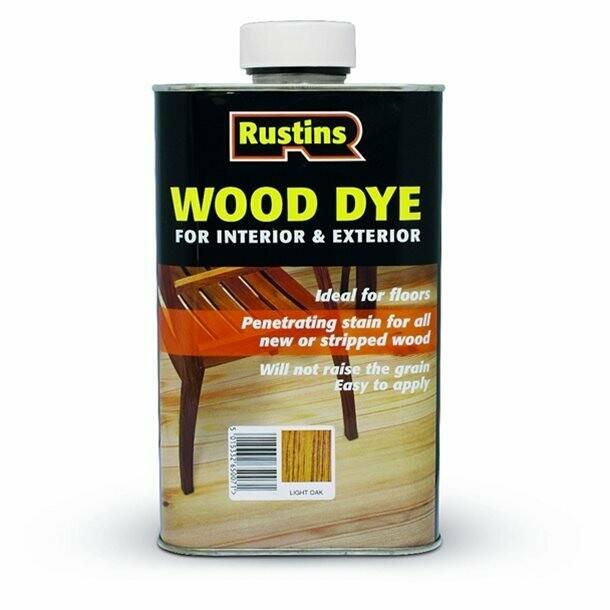 Wood Dye (solvent based)