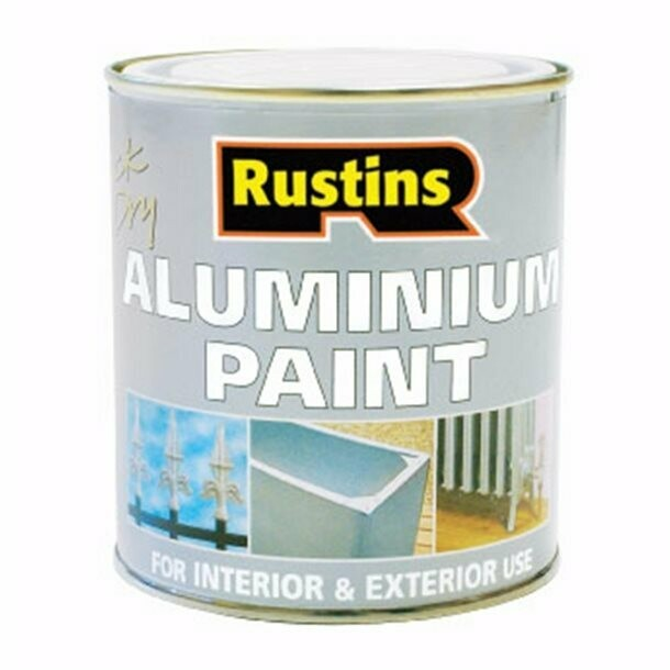 Quick Dry Aluminium Paint