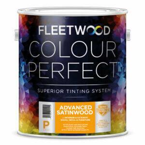 Fleetwood Advanced Satinwood All Colours