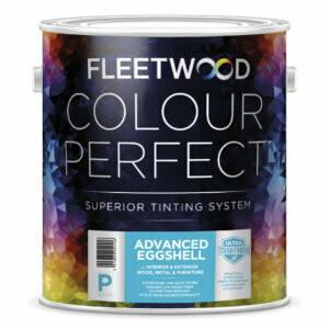 Fleetwood Advanced Eggshell All Colours