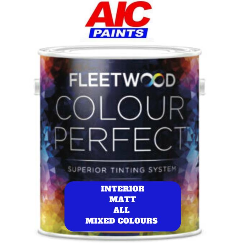 Fleetwood Interior Matt Based Colours