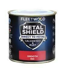 Fleetwood Paints Metal Shield