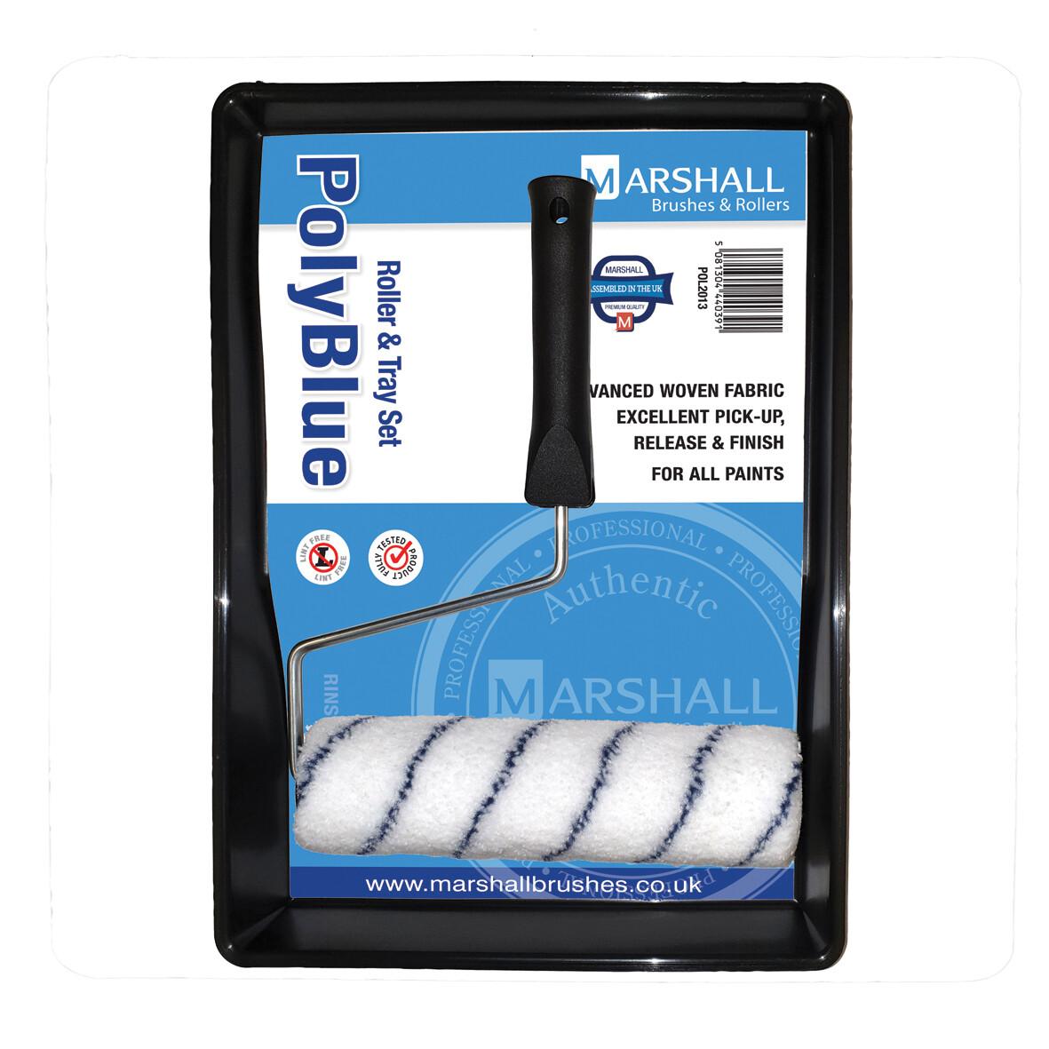 Marshall PolyBlue Single Roller Tray Kit