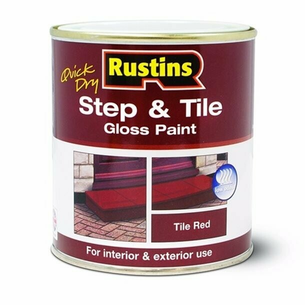Quick Dry Step & Tile