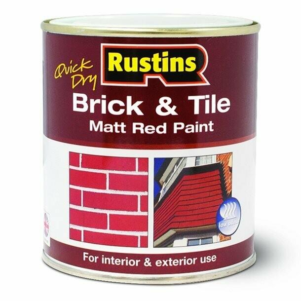 Quick Dry Brick & Tile