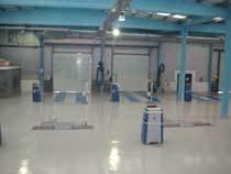 ViterFloor P300 High Build Epoxy Floor Coating 12.5Kg  Ral 7040 Grey