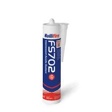 Nullifire FS702 Water-Based Intumescent Acrylic Sealant 240 310ml