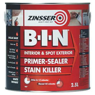 B-I-N® is the ultimate primer, sealer and stain killer