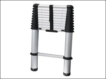 Soft Close Telescopic Ladder 2.9m