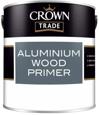CROWN TRADE ALUMINIUM WOOD PRIMER