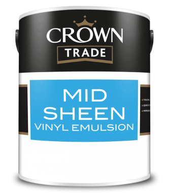 CROWN TRADE MID SHEEN VINYL