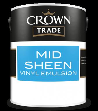 CROWN TRADE MID SHEEN VINYL