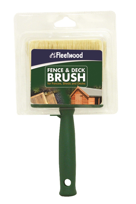 Fleetwood Fence & Deck Paint Brush